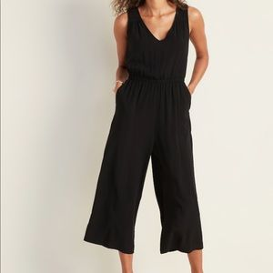 OLD NAVY // Black Jumpsuit